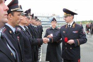 Автопарк МВД Татарстана пополнился новой техникой