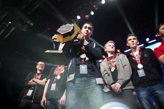 Казанская команда стала чемпионом по World of Tanks
