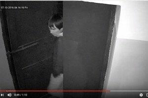 Республиканский серийный убийца бабулек «засветился» на камерах слежения.